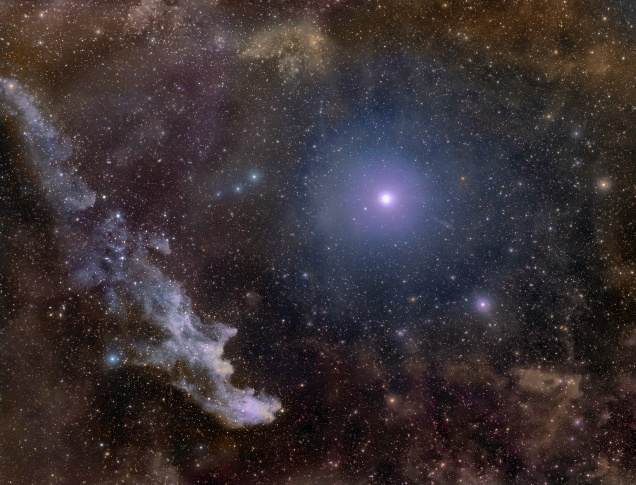 Witch Head Nebula | Rogelio Bernal Andreo