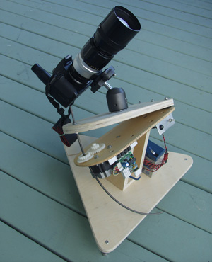 Schneiders DIY Exoplanet Detecting Kit
