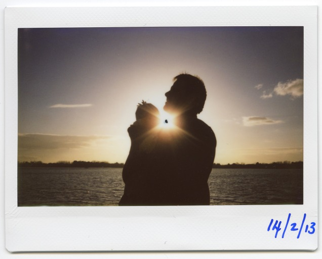 Of course there are some finds of film photography that do provide instant gratification, like the Fuji Instax.