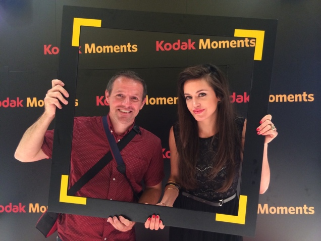 The perfect Kodak moment now only comes in digital.