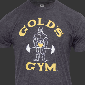 Golds Gym T