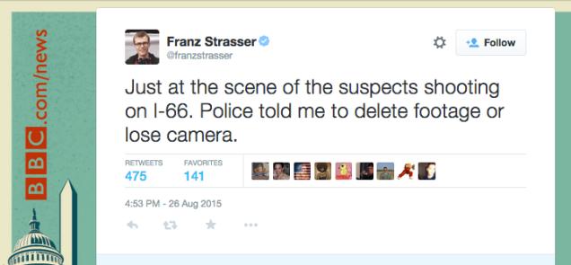 Franz Tweet