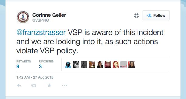 VSP Response