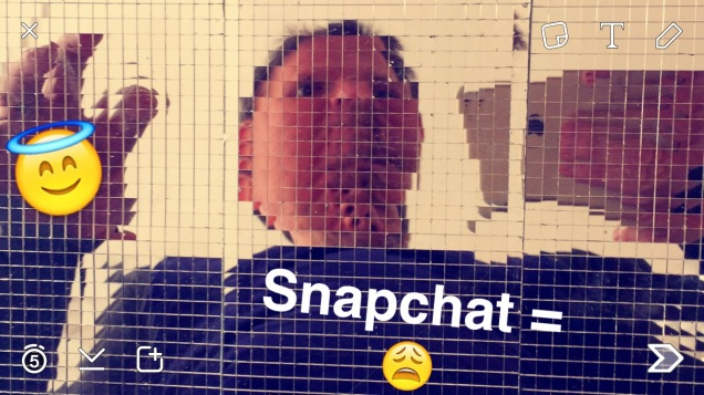 Bad Snapchat
