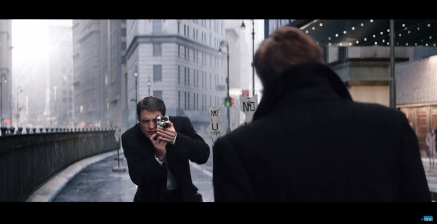 Robert Pattinson and Dane DeHaan starring in 'Life'