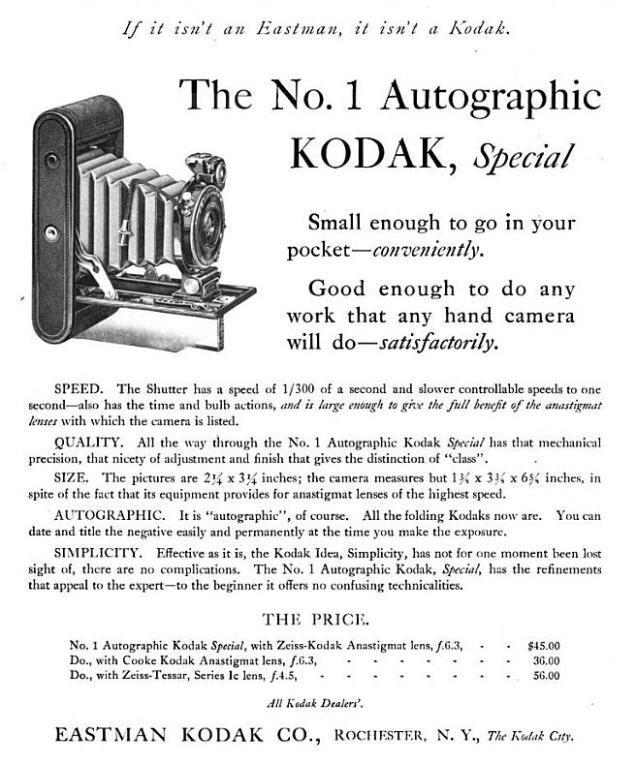 KodakAutographicSpecial
